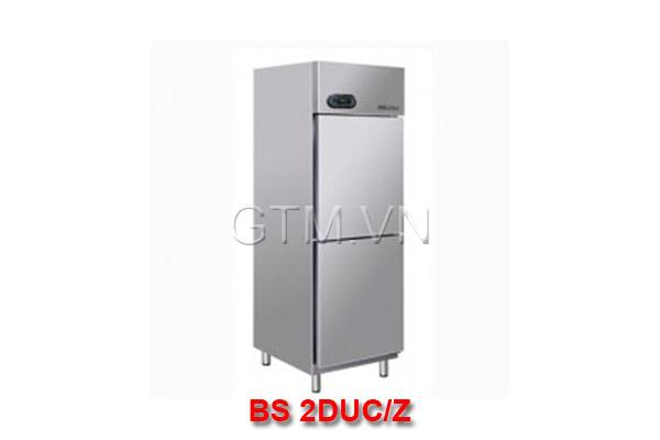 2 Door Upright Chiller Magnetic Solid Door Berjaya Bs 2duc Z